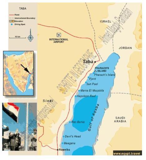 يوسف أبو الحجاج ... الجغرافي الذي أعاد طابا للمصريين