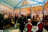 لوحة زيتية تمثل الاحتفال بافتتاح قناة السويس